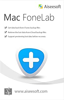 Mac FoneLab - iPhone Data Recovery [Download]