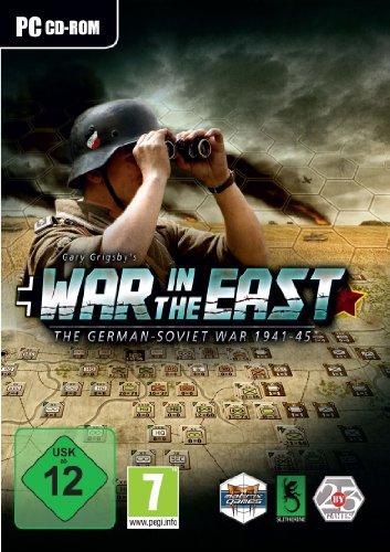 Gary Grigsby's War in the East: The German-Soviet War 1941-1945 [Importación alemana]