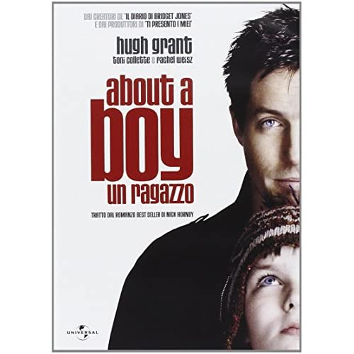 About A Boy (Bookmovies)
