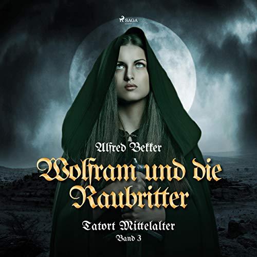 Wolfram und die Raubritter cover art