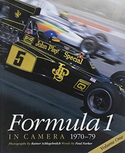 Formula 1 in Camera, 1970-79 V.1: Volume 1