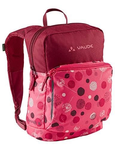 VAUDE Kinder Minnie 5 Rucksäcke5-9L, Bright pink/Cranberry, Einheitsgröße