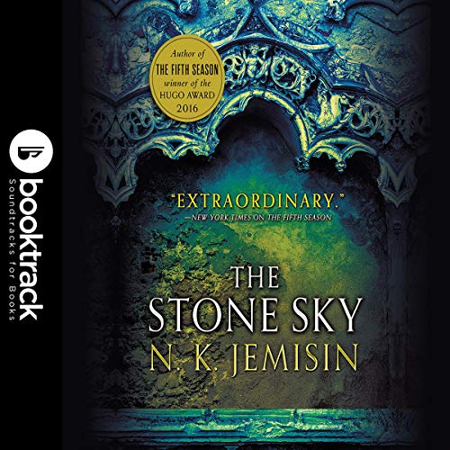 The Stone Sky (Booktrack Edition) cover art