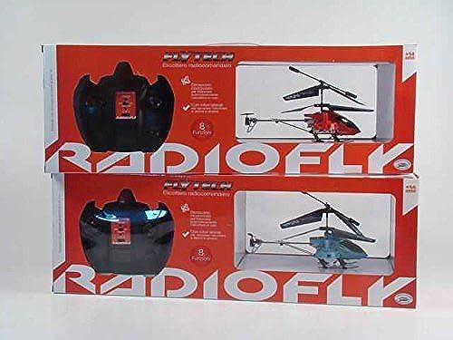 producto de calidad LIBERAONLINE Radiofly Flytech 8funciones 22cm Juguete Juegos Juegos Juegos Idea regalo Navidad   AG17  vendiendo bien en todo el mundo