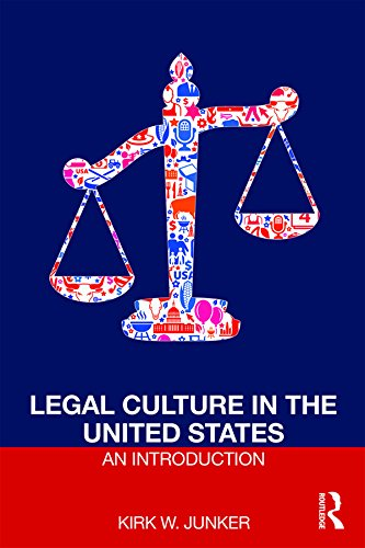 Legal Culture in the United States: An Introduction (Zones of Religion) (English Edition)