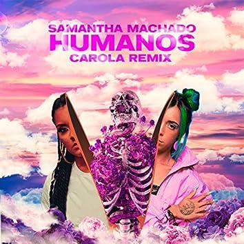 Humanos (Carola Remix)