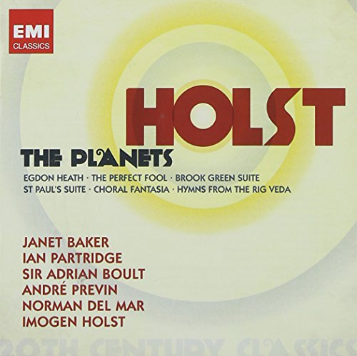 The Planets/ Egdon Heath/ The Perfect Fool/ Book Green Suite/ St. Paul's Suite