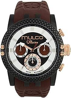Relógio Masculino Mulco Ilusion Lincoln Isa Brown MW3-11169-035