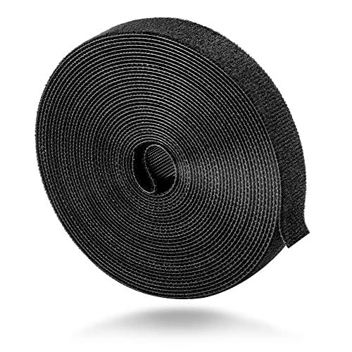 Bridas, Presilla Reutilizables 5m x20mm, Doble Cara Cables 1 rollo, Cinta para...