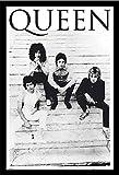 empireposter Queen - Brazil 81 - Britische Rockband