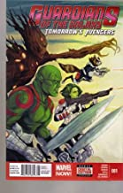 MARVEL GUARDIANS OF THE GALAXY #1 NEWSSTAND VARIANT TOMORROW'S AVENGERS