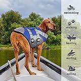 Zoom IMG-2 giubbotti di salvataggio per cani