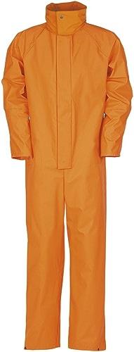 Baleno Montreal Combinaison de Pluie Homme Orange FR   XXXL (Taille Fabricant   XXXL)