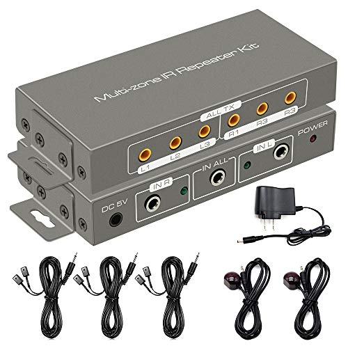 IR Remote Control Repeater Kit