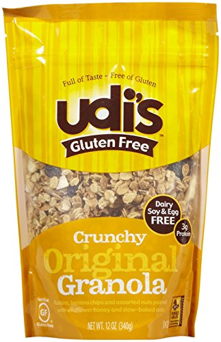 Udi's Gluten Free Granola - Original - 12 oz