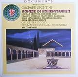 Spontini: Agnese di Hohenstaufen (Gesamtaufnahme, italienisch) [Vinyl Schallplatte] [3 LP Box-Set]