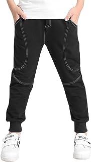 Amazon.es: Negro - Pantalones / Niño: Ropa