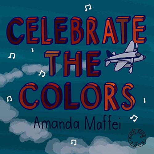 Celebrate the Colors  By  cover art