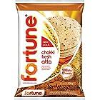 Fortune Chakki Fresh Atta, 10 kg, 100% Atta 0% Maida