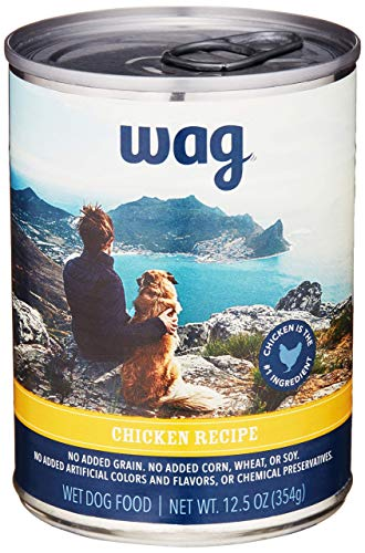 Wag Chicken Pate Wet Dog Food
