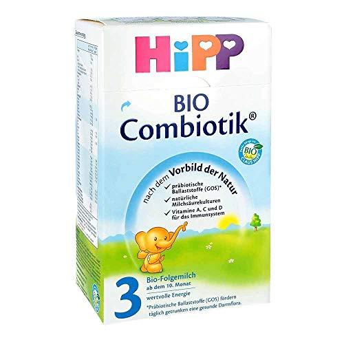 Hipp Bio Combiotik 3 opvolgmelk - vanaf de 10e maand, 600 g