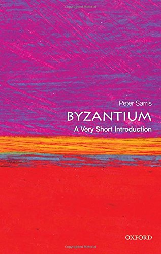 Byzantium: A Very Short Introduction (Very Short Introductions)