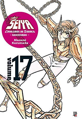 Cavaleiros do Zodíaco – Saint Seiya Kanzenban Vol. 17