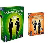 Devir Código Secreto Dúo, Única (Bgcosed) + Código Secreto con Imágenes, Juego De Mesa (Bgcoseim)