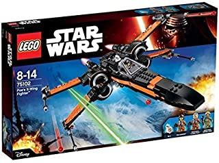 LEGO Star Wars Poe's X-Wing Fighter 75102 8+ by LEGO