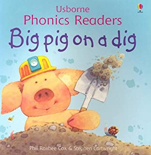 Big Pig on a Dig (Easy Words to Read)