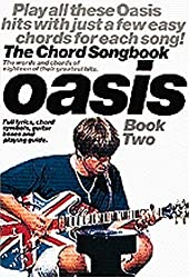 Partition : Oasis The Chord Songbook Vol.2