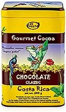 El Gusto Classic Cocoa Powder, Gourmet Chocolate origin Costa Rica, Premium Cocoa Powder (17.64OZ) Dutch Processed, Non GMO, Gluten Free