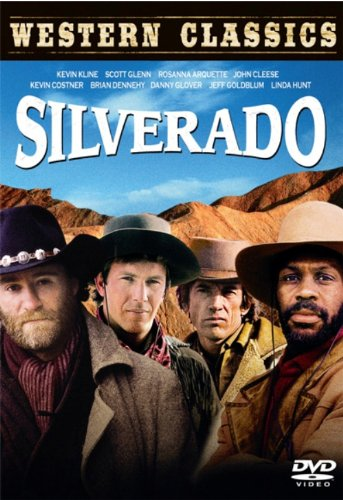 Silverado [1985] *** Region 2 *** Spanish Edition ***