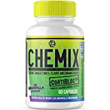 Chemix | Cortibloc Cortisol Management Formula for Men and Women | Lowers Cortisol | Improves Adrenal Fatigue | Reduces Body Fat | Lowers Belly Fat | Improves Energy | Improves Energy