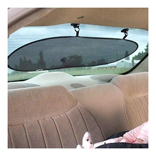 Tendine Parasole Auto Solare Protezione UV Nera dell'automobile Parasole Schermo della Finestra Laterale Parasole della Copertura della Maglia Visiera della 65 * 38cm Car Window Protector Universale