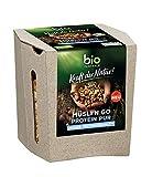 biozentrale Müsli'n Go Protein pur | 85 g | Bio-Müsli für unterwegs | hoher Ballaststoff- und Proteingehalt | ohne Rosinen