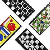 JJPRIME WSS - 4 en 1 échecs / Ludo /...