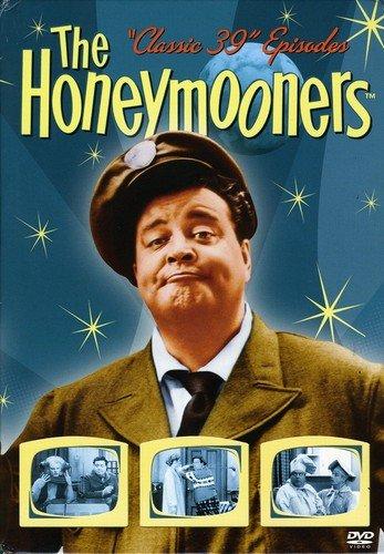 The Honeymooners - Classic 39 Episodes