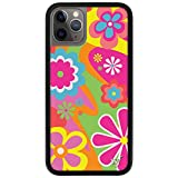 Wildflower Limited Edition Cases Compatible with iPhone 11 Pro (Groovy Flowers)