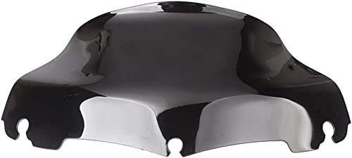 """popular Mallofusa new arrival Motorcycle 9"""" Windscreen Windshield Compatible for online sale Touring Electra Street Glide Tri-Glide 2014 2015 2016 Black outlet sale"""