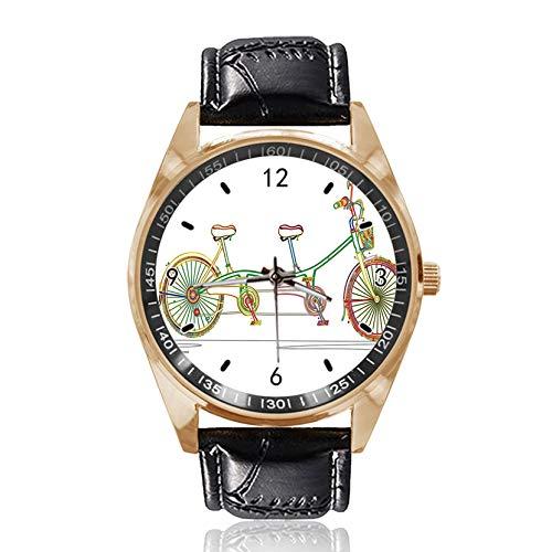 Ericos Custom Design Armbanduhr Bild