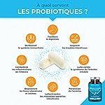Ferments Lactiques + Prébiotiques | Formule Unique 7 Souches Ciblées | Facilite la Digestion, Renforce Flore Intestinale & Immunité | 60 Gélules Gastro-Résistantes Vegan | Fabriqué en France | Nutrimea #1