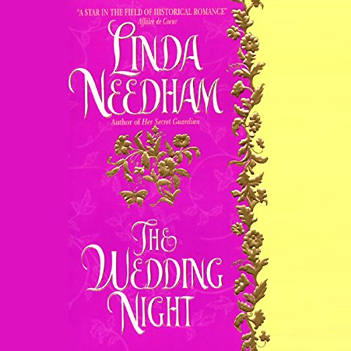 The Wedding Night audiobook cover art