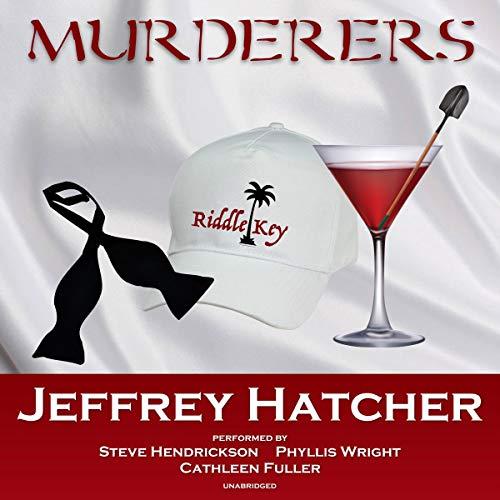 Murderers Audiobook By Jeffrey Hatcher cover art