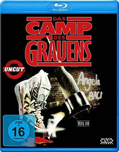 Das Camp Des Grauens 3 - Sleepaway Camp 3 (Uncut) [Blu-ray]