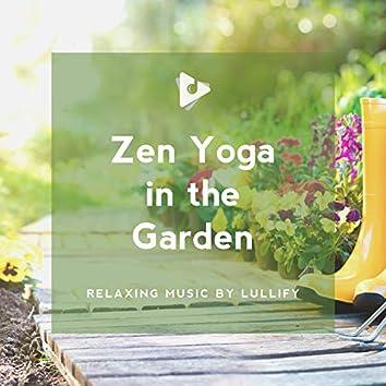Zen Yoga in the Garden