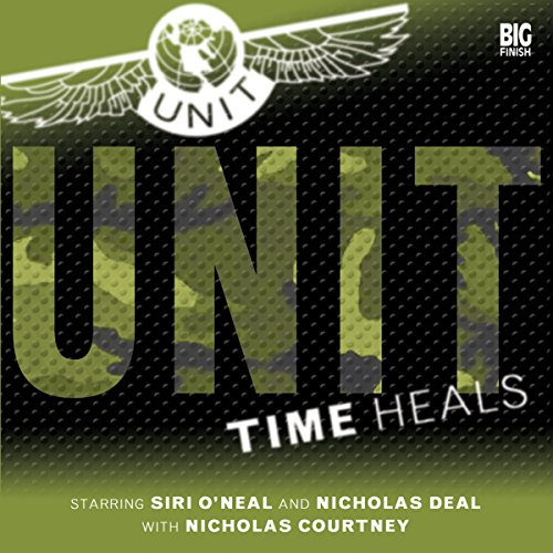 UNIT - 1.1 Time Heals cover art