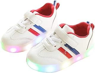 Kids LED Light Shoes Fashion Sneakers Luminous Children Toddler Lights Shoes