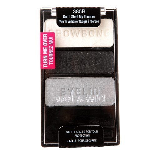 Wet N Wild Mega Last Lip Color, #903C Just Peachy - 0.11 Oz, Pack of 3 by WET and WILD COSMETICS