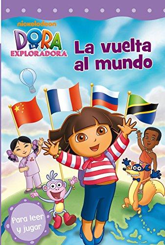 La vuelta al mundo  Dora la exploradora. Pictogramas